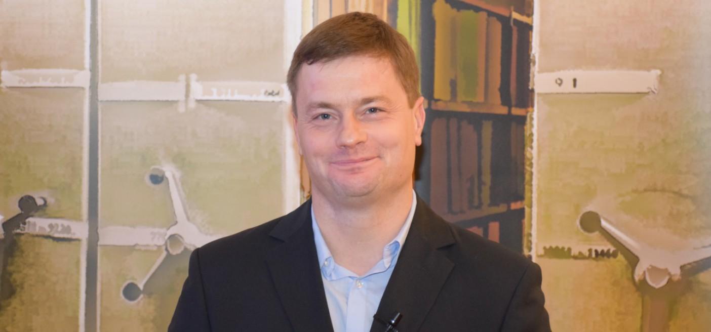 Ehrenberger Róbert előadása
