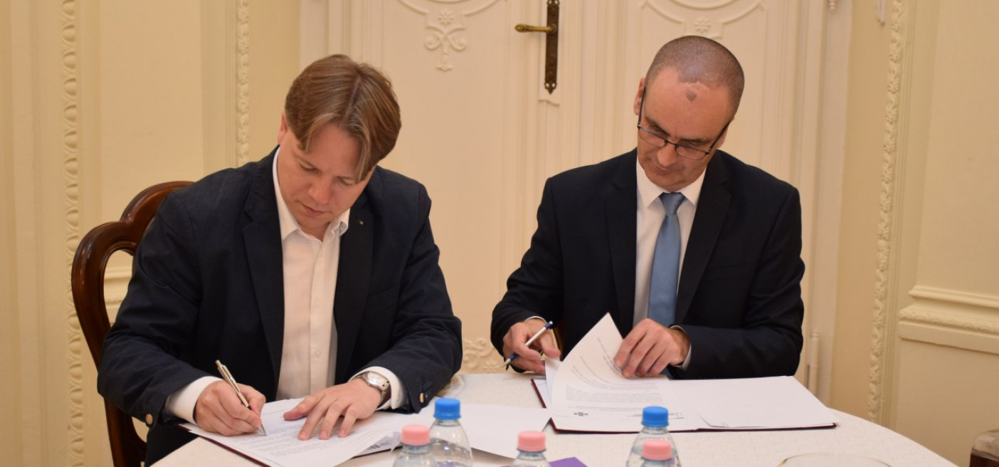 Együttműködési megállapodás az SBU és az ÁBTL között