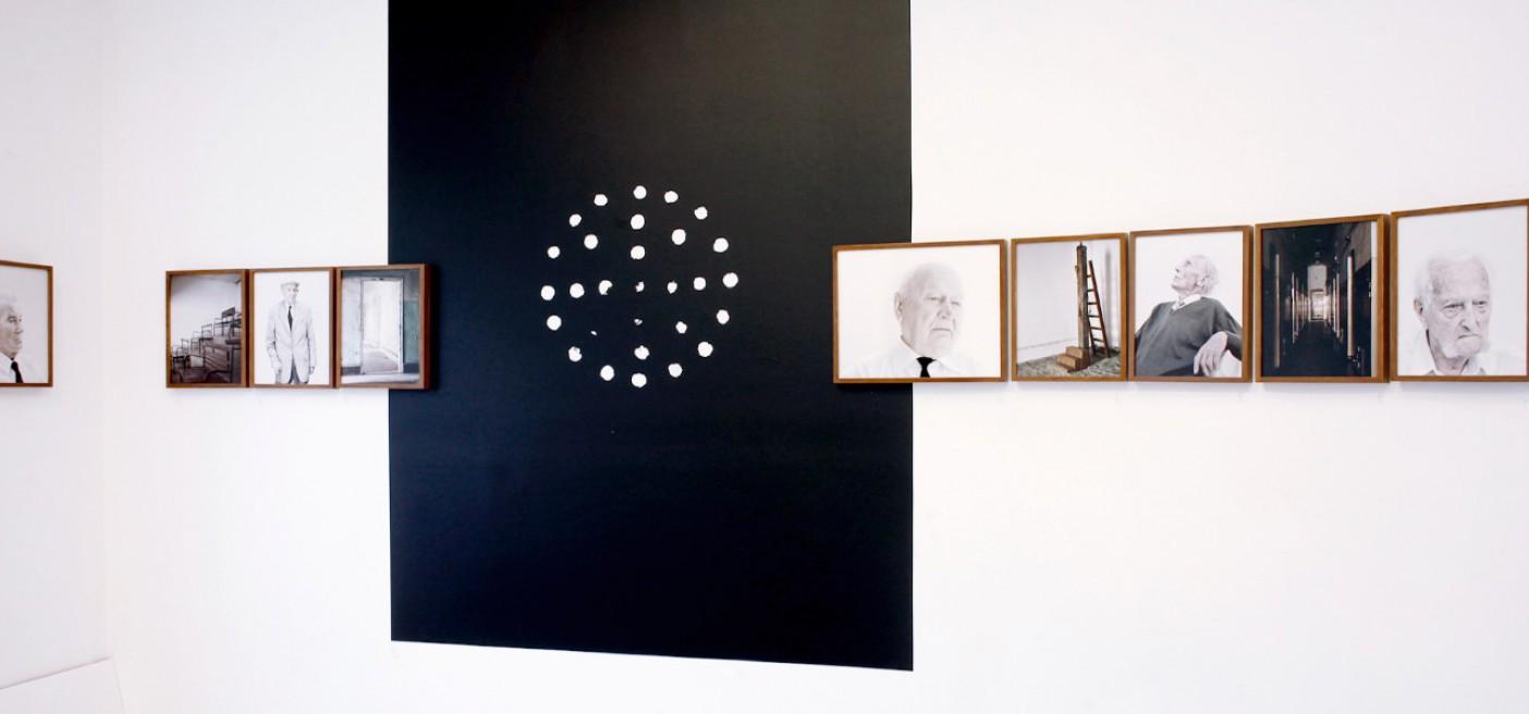 Kerekasztal-beszélgetés Kovalovszky Dániel kiállításán