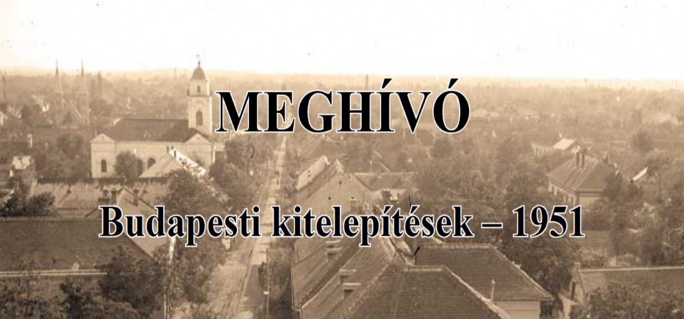 2021.10.07 Kitelepítési konferencia - Tiszaföldvár