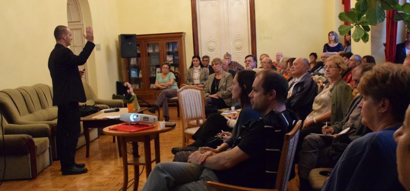 Cseh Gergő Bendegúz előadása