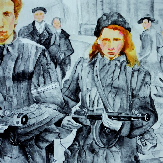 Balázs-Kovács Vanessza - Forradalmárok