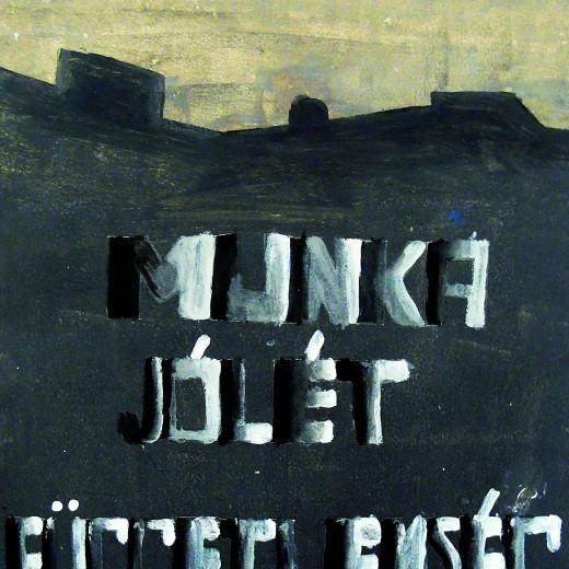 Buzás Bianka - Az ablak felirata