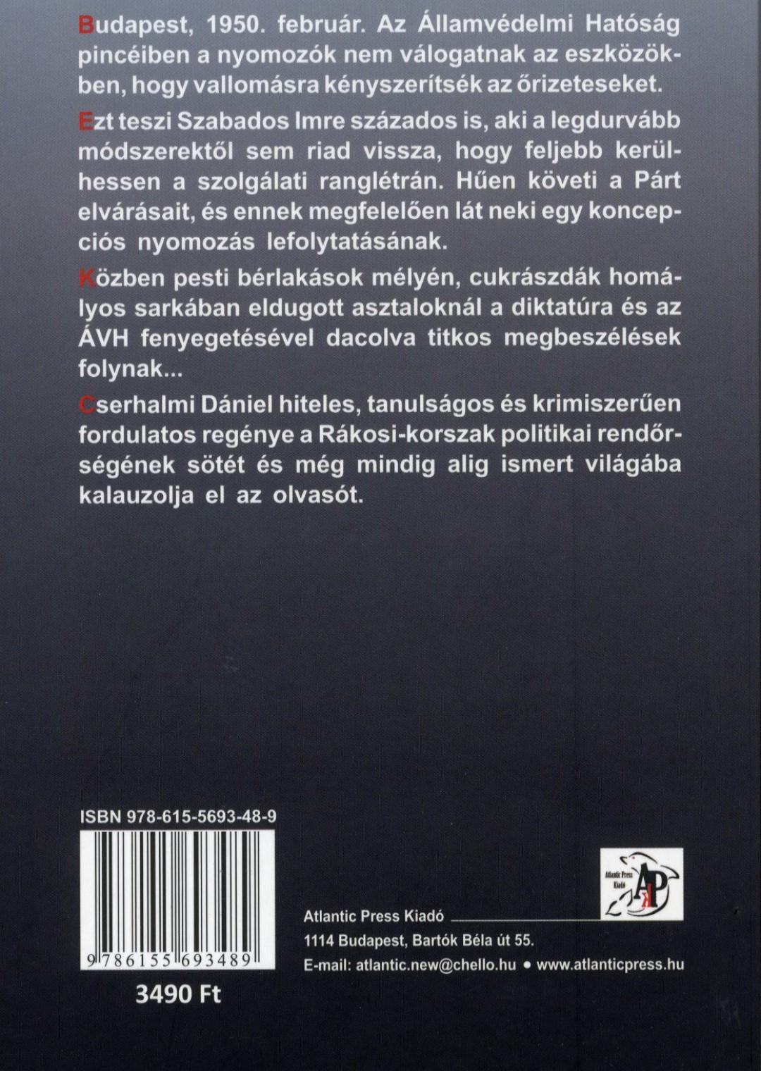Csengőfrász (ÁVH-regény)